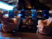 Taffy Tickler Glass Dildo Review