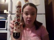 Janine's Pirate's Cove Rocket Traditional Vibrator Review