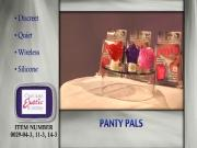 Panty Pal Discreet Massager Commercial