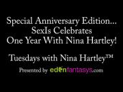 Special Anniversary Edition... SexIs Celebrates One Year With Nina Hartley!