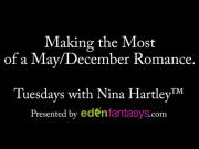 Tuesdays with Nina - Making the Most of a May/December Romance.