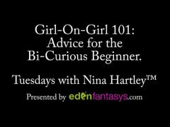 Girl-On-Girl 101: Advice for the Bi-Curious Beginner.