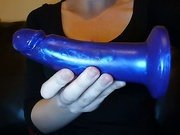 Vibrating Champlette Dildo Review