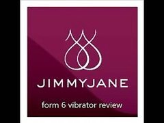 Jimmyjane Form 6 Dual Ended Vibrator Review