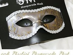 S&M Masquerade Mask Slideshow