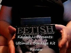 Ultimate Bondage Kit Restraints Review