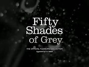 Fifty Shades of Grey Collection by LoveHoney - Commercial