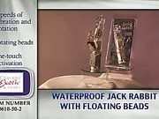 Waterproof jack rabbit by Cal Exotics - Commercial