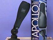 Apollo power stroker by Cal Exotics - Commercial