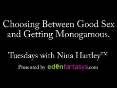 Choosing Between Good Sex and Getting Monogamous.