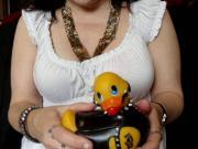 Bondage Duckie Discreet Massager Review