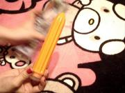 Superstar Orange Ribbed Vibrator Review