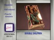 Double dolphin by California Exotic - Commercial