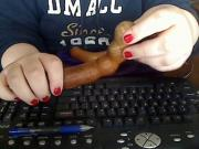 Hardwood Dildo #317 and #261 Comparative Review