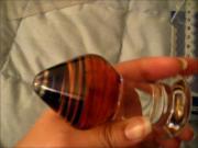 Sexy Spades Medium Glass Anal Plug Review