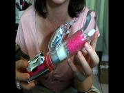 Krystal's Strobing Bunny Rabbit Vibrator Review