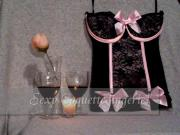 Lace Bustier Wire Cup Review