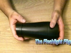 Fleshlight Flight Masturbation Sleeve Review
