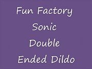 Sonic Double Ended Dildo Review