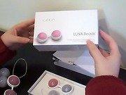 Luna Mini Pleasure Bead System Vaginal Balls Review