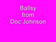 Ballsy Junior Rubber Dildo How-To Demonstration and Review