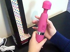 Mood Fantastic Wand Massager Vibrator Review