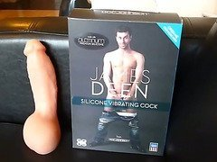 James Deen Signature Silicone Vibrating Cock Review