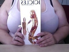 Icicles No 35 Glass Vibrator Review