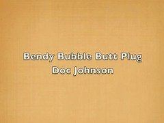 Bendy Bubble Butt Plug Review