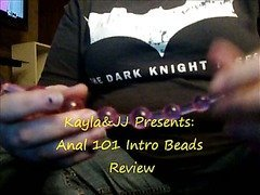 Anal 101 Intro Beads Anal Beads Review