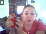 Glo Ring Radioactive Orange Cock Ring Review