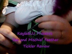 Sex and Mischief Feather Tickler Review