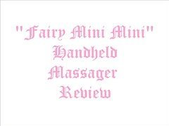Fairy Mini Mini Handheld Massager Review