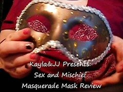Sex and Mischief Masquerade Mask Review