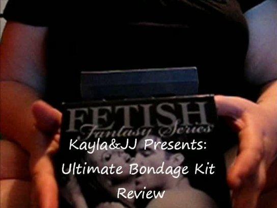 Ultimate Bondage Kit Restraints Review