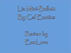 Lia Mini-Bullet Video Review