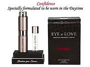 Confidence pheromone parfum for men by Eye of Love - Commercial