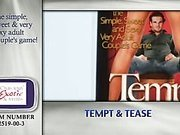 Tempt and tease couple's game by Cal Exotics - Commercial