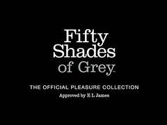 Fifty Shades of Grey Christian Grey's tie by LoveHoney - Commercial