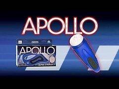 Apollo alpha stroker 2 by California Exotic Commercial