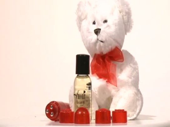 Amour be mine massage kit California Exotic Commercial