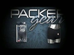 Packer gear boxer harness by California Exotic Commercial