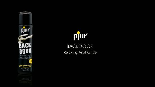 Backdoor silicone by Pjur - Commercial
