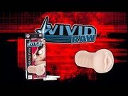 Vivid raw hot ass and pussy by Cal Exotics - Commercial
