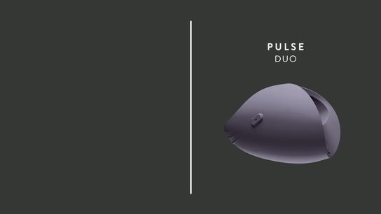 Pulse III Duo Vibrating Masturbator - Commercial