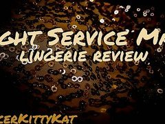 Night Service Maid Lingerie Review