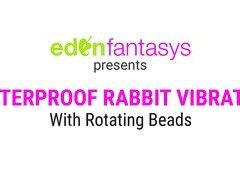 Eden waterproof rabbit by Eden Toys - Commercial