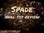 Spade Advanced Butt Plug Review