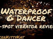 Waterproof G Dancer Vibrator Review