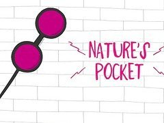Broad City nature's pocket by LoveHoney - Commercial